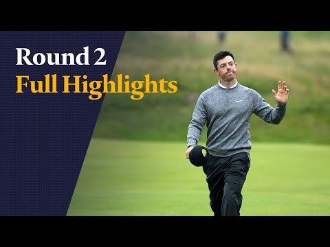 The 148th Open – Round 2 Full Highlights