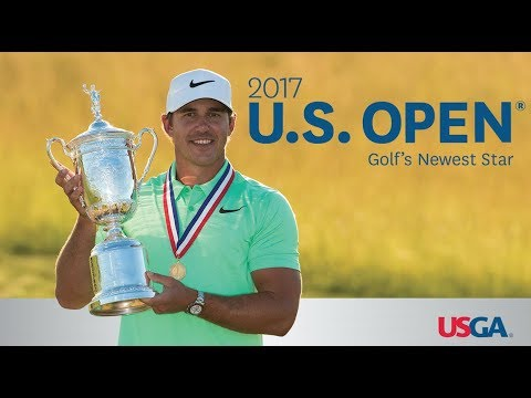 2017 U.S. Open: Golf's Newest Star