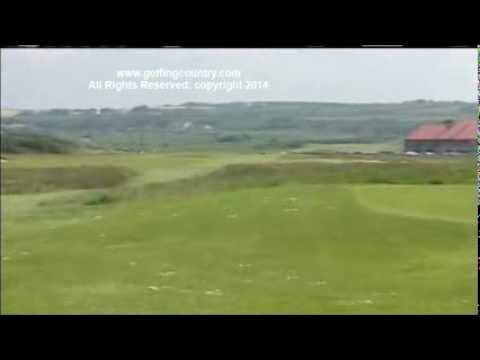 ROYAL PORTRUSH GOLF CLUB, BRITISH OPEN 2019, Northern Ireland