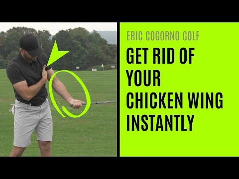 GOLF: Get Rid Of Your Chicken Wing Instantly