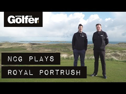 NCG vs. Royal Portrush: The legendary shots the stars will be taking on at the Open