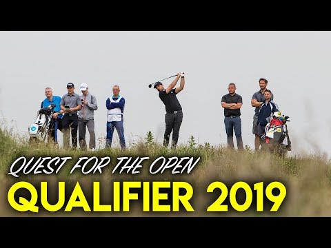 Quest For The Open – 2019 Qualifying Round