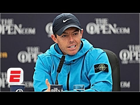Rory McIlroy hopeful The Open brings 'everyone together' in Northern Ireland | Open Championship