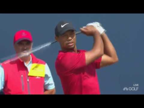 Tiger Woods The Open Round 4 2018