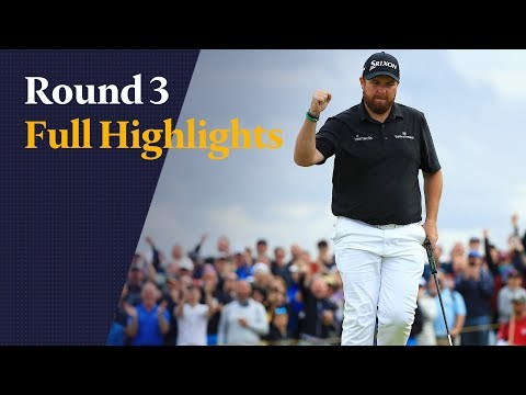 The 148th Open – Round 3 Full Highlights