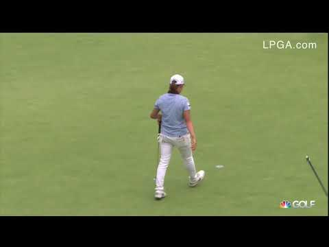 Hinako Shibuno Highlights from the Third Round of the 2019 AIG Women's British Open