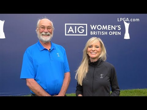 The Starter – Round 4 of the 2019 AIG Women's British Open