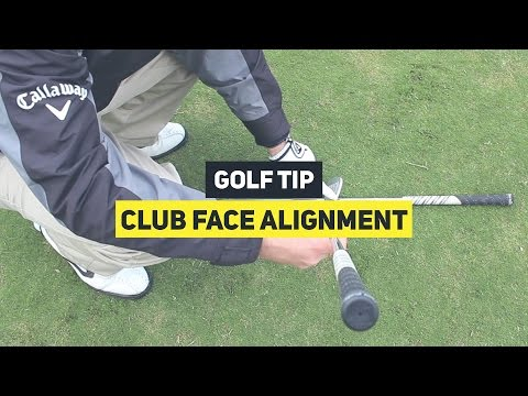 Easy Club Face Alignment || Golf Tip