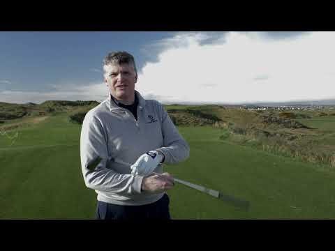 Royal Portrush Key Shots: The Low Stinger