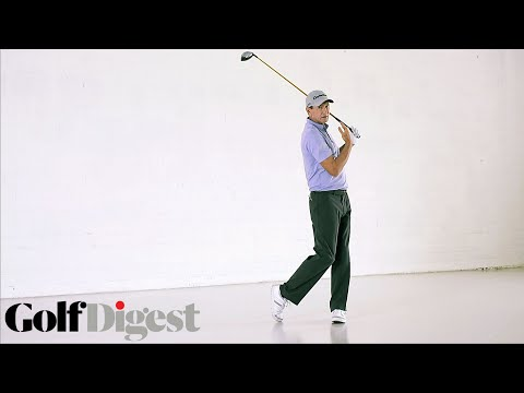 Hank Haney on How To Follow Through and Finish Your Golf Swing Properly | Golf Lessons | Golf Digest