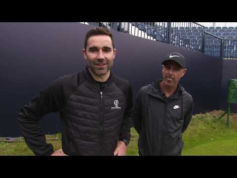 Koepka's caddie's course guide | The 148th Open at Royal Portrush