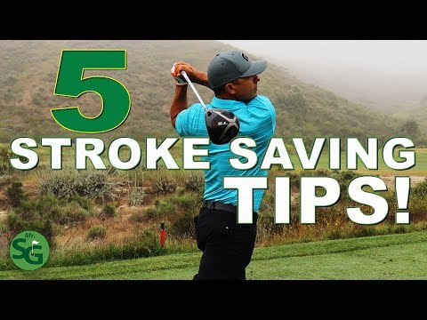 Top 5 Golf Tips to Save Strokes on the Course!