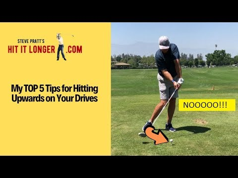 Top 5 Tips for Hitting Up On Your Driver