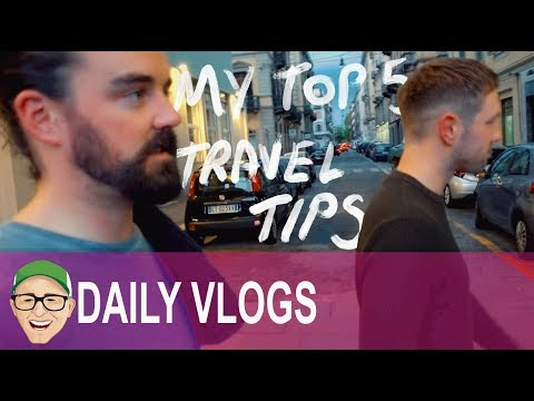 MY TOP 5 GOLF TRAVEL TIPS