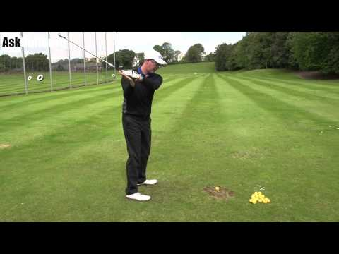 Think About The Handle For Better Golf Swings