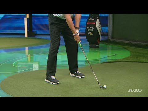 Swing Set Up Tips from Michael Breed | Golf Channel