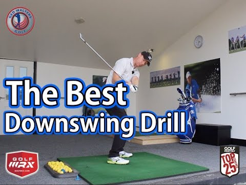 The Best Downswing Drill