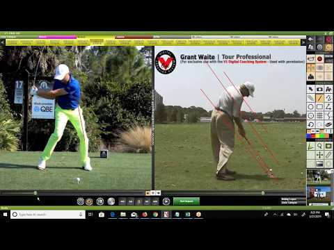 Golf Backswing Fix