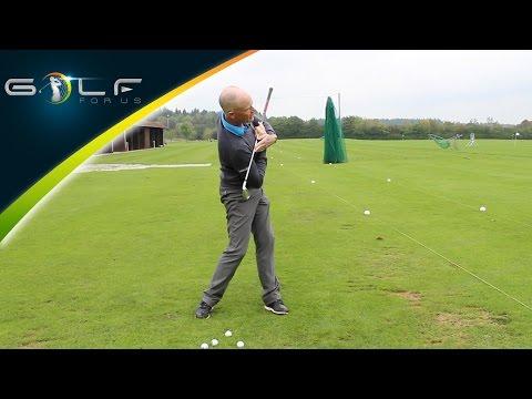 Golf Quick Fix: Folge 8, Wirbelsäulenwinkel 2