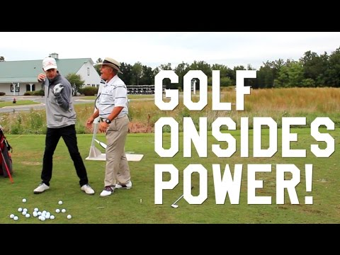GOLF | How to Stay Onsides with Bobby Lopez PGA
