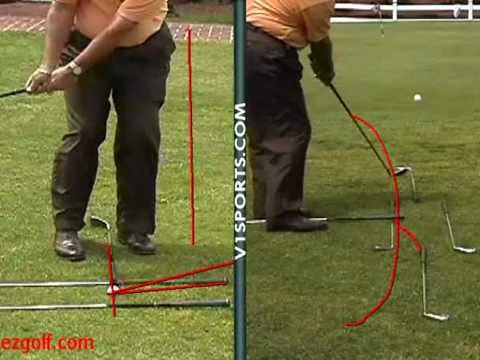 Golf Drills Chipping Stroke