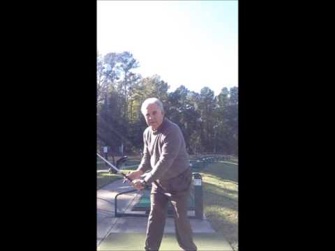 Bobby Lopez Golf Swing Lag