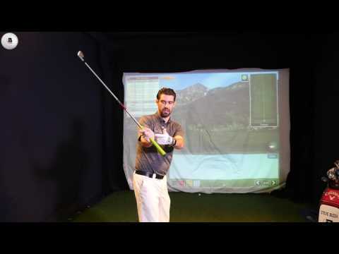 'Correct Swing Feeling' Downswing Clock drill