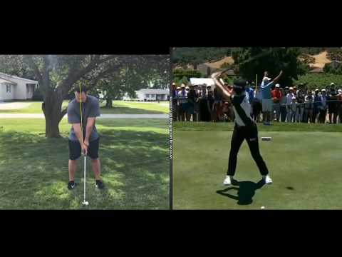 The Golf Down Swing Sequence