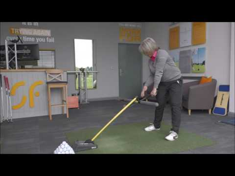 Best drill to shallow your golf down swing