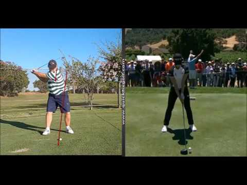 Golf Swing Analysis Off Sides