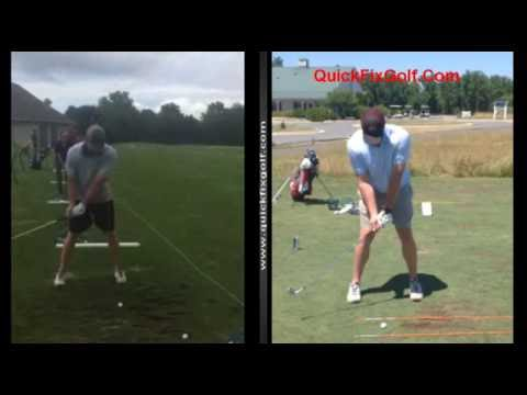 Make A Golf Swing Change in One Day!