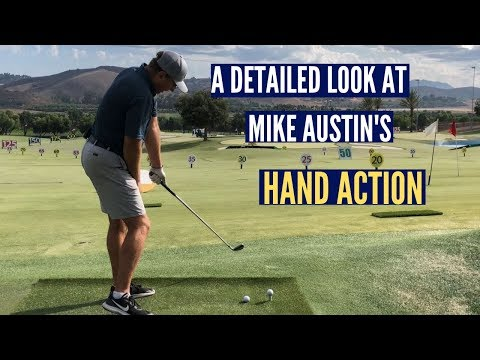 Mike Austin Hand Action In Great Detail!