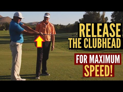 How to Release the Golf Club for Maximum Power