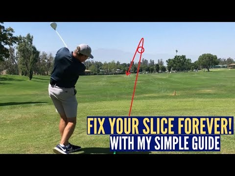 Fix Your Slice Forever With My Simple Step-by-Step Guide!