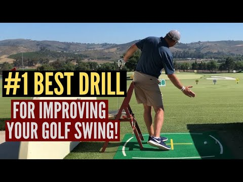 #1 Best Drill for Improving Your Golf Swing!