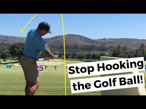 Stop Hooking the Golf Ball!
