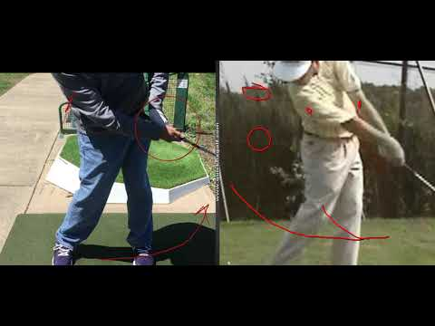 How to Fix Flipping or Scooping with your Golf Swing