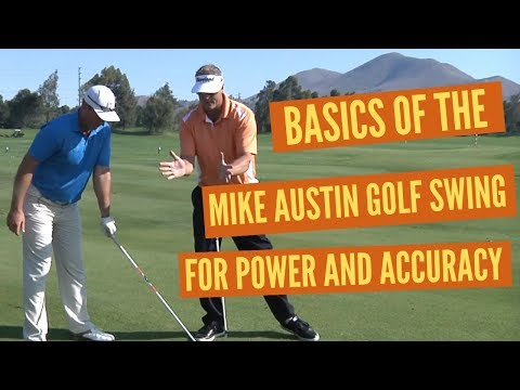 Golf Swing Basics for the Most Power and Accuracy Part 2