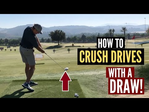 How to CRUSH Towering Drives with a DRAW!