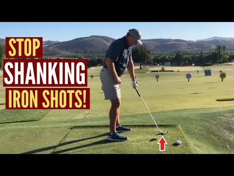 How to Stop Shanking the Golf Ball