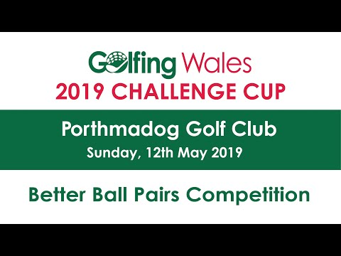 2019 Golfing Wales Challenge Cup