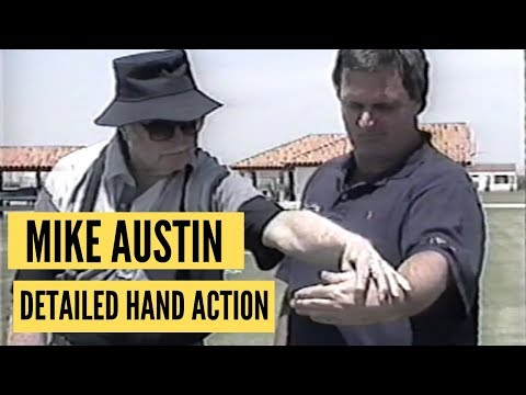 Mike Austin – Detailed Hand Action In the Golf Swing