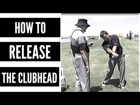 Proper Release of the Clubhead in the Golf Swing