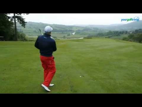 Celtic Manor Montgomerie Course – 3rd Hole – Signature Hole Series with Your Golf Travel
