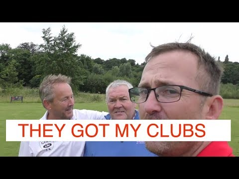 Golf course vlog with my golf mates