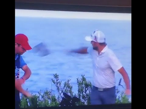 IT'S FREAKING DEAD!!! CADDIE GETS FIRED a