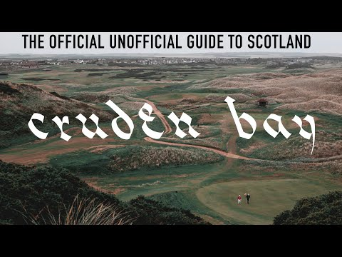 Cruden Bay w LPGA Caddie Matthew Galloway // Scotland Ep. 9