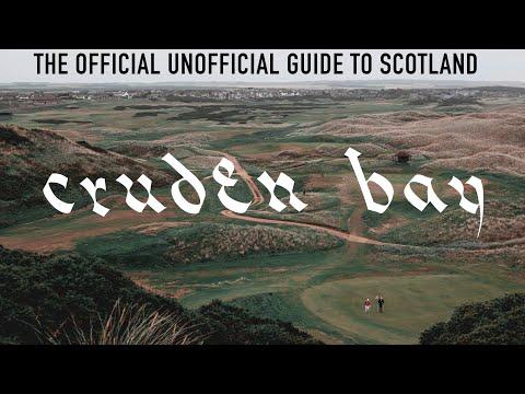 Cruden Bay w LPGA Caddie Matthew Galloway // Scotland Ep. 9