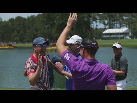 Caddies participate in annual competition at THE PLAYERS