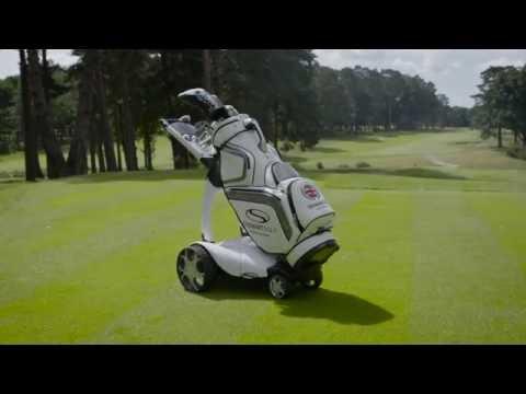 Golf Monthly Test the Stewart Golf X9 Follow